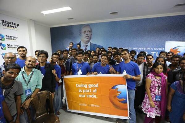 Firefox OS App Days Kerala